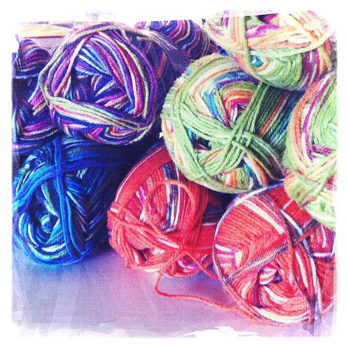 Color - yarn