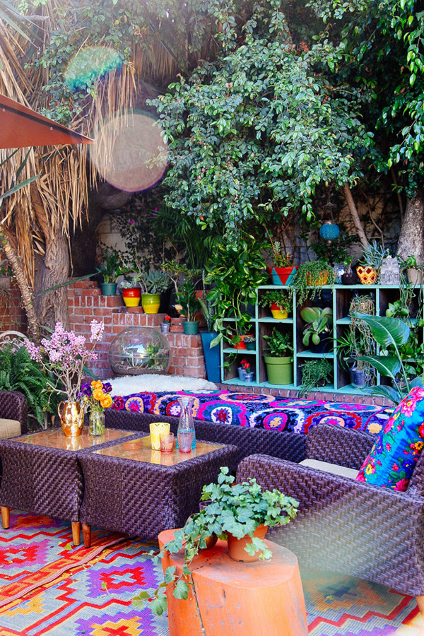 Patio Life Garden Id