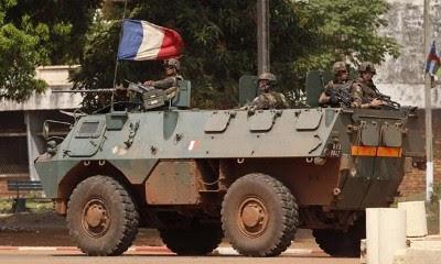 França volta a sonhar com a África