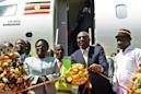 Uganda launches national airline with flight to Kenya