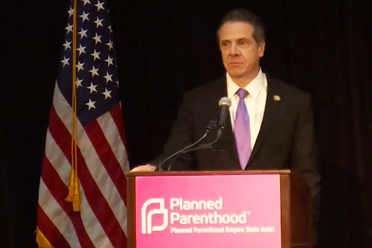 New York Legalizes Abortion Up To Birth