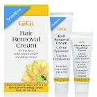 Gigi Facial Hair Removal Cream for Sensitive Skin