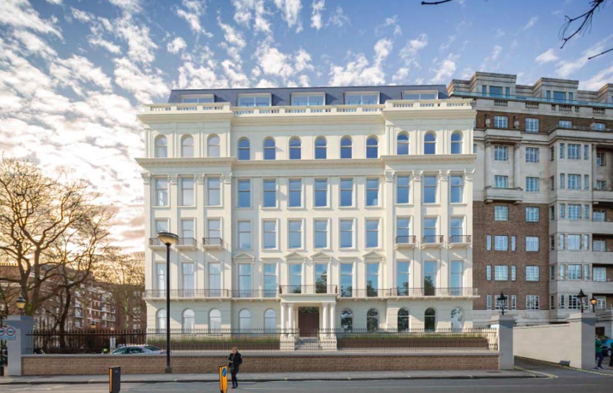 Chinese billionaire given green light to build £500million central London palace