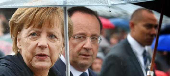 Αποκάλυψη: Η Μέρκελ ήθελε να πετάξει την Ελλάδα από το ευρώ μετά το δημοψήφισμα Τσίπρα - Το απέτρεψε ο Ολάντ