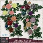 Vintage Roses - CU4CU
