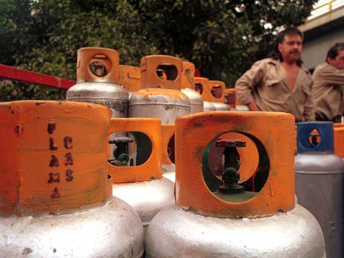 El mayor precio del gas, de 13.23 pesos, se encuentra en la región 9, donde se ubican ciertos municipios de Baja California Sur. Foto Excélsior