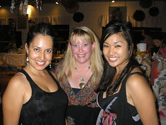 Artistic Affaire: Cynthia, Val and Jenny!