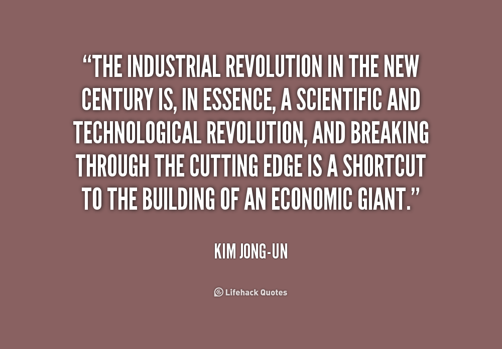 Quotes About Technology Revolution 45 Quotes
