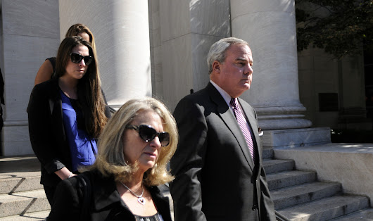 Rowland Guilty Of Violating Federal Campaign Laws