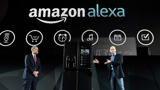 This could be the new star feature on Amazon's Alexa - Marketing Round