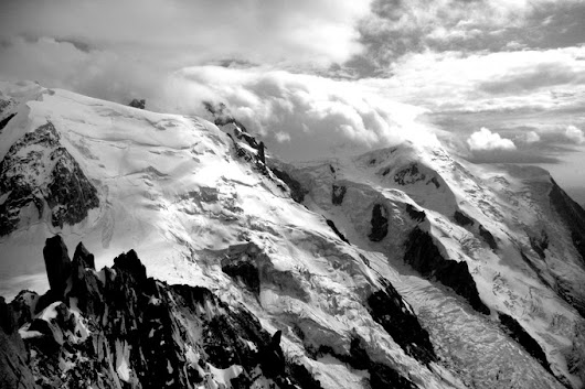 """Mont Blanc Alps France "" by guillaumejackoberger"