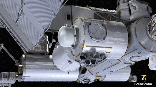 NASA Approves First Commercial Airlock for Space Station Science and SmallSat Deployment - Universe Today