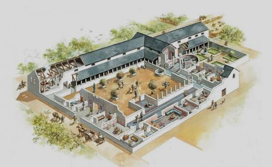 Who Said Ancient People Had it Tough? Luxury Homes and Underfloor Heating Were a Part of Life in the Roman Province of Britannia: Page 2 of 2