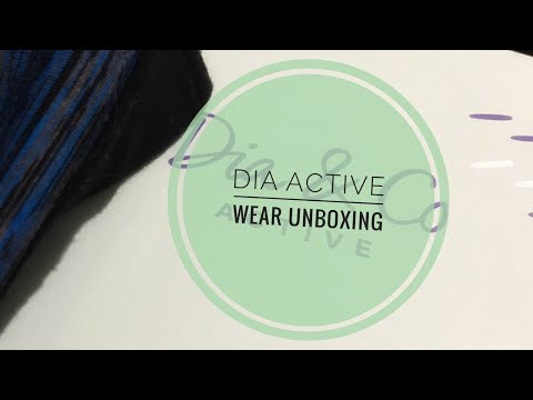 The little crafter show: Dia&Co activewear unboxing