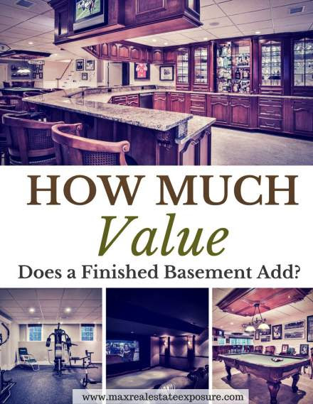Does a Finished Basement Add Value to My Home