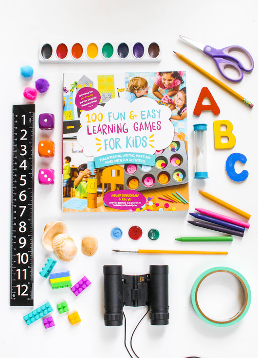 Book Review: 100 Fun & Easy Learning Games for Kids « Lisa Lewis, MD
