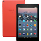 Amazon Fire HD 10 - Wi-Fi - 32 GB - Punch Red - 10.1""