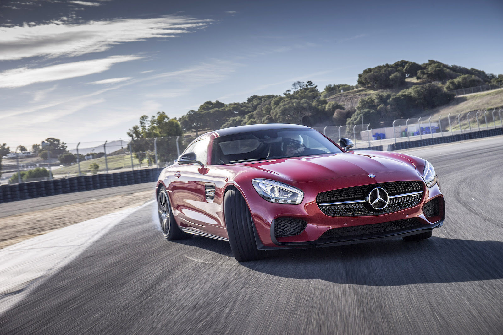 2016 Mercedes-Benz AMG GT S first drive review