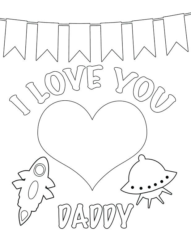 I Love You Grandpa Coloring Pages at GetColorings.com ...