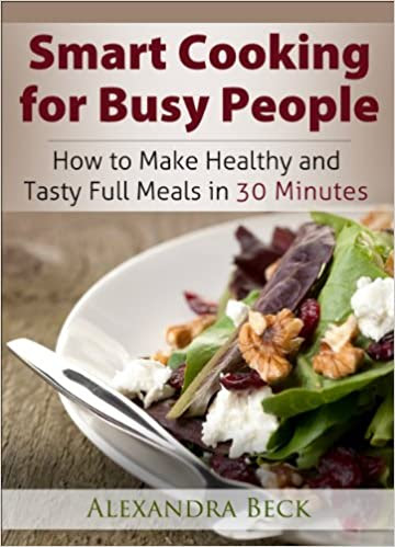 Smart Cooking for Busy People