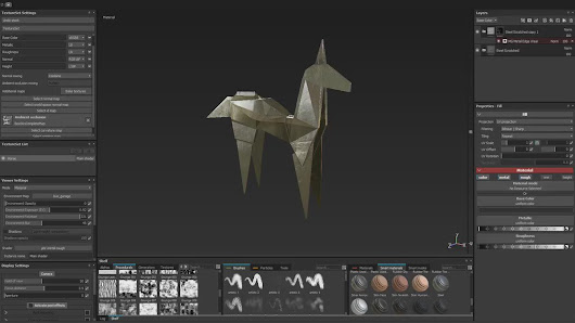 "Quentin Lengelé on Twitter: ""it's too bad she won't live but then again who does #origami #bladerunner #ThisIsSubstance  """