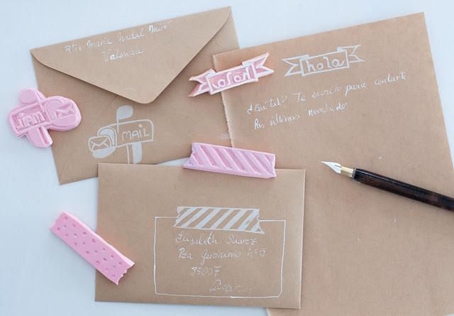 Set para Cartas