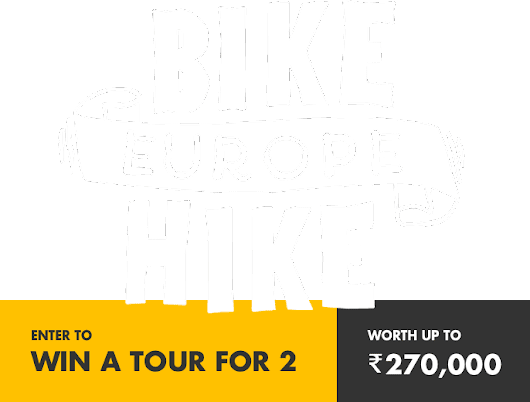Bike and hike Europe