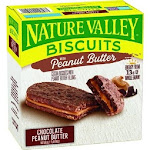 Nature Valley Biscuits with Cinnamon Almond Butter