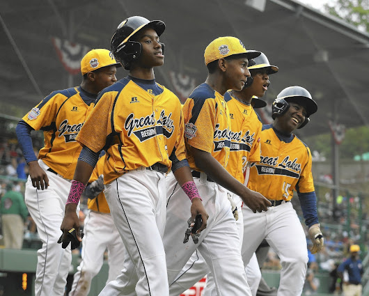 A poem to our boys of summer — Jackie Robinson West