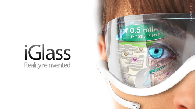 Would Apple iGlass Be Better Than Google's Glasses?