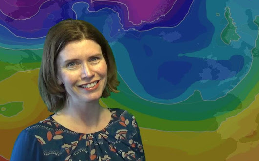Jo Farrow: Unsettled, chilly, windy with some wintry bits