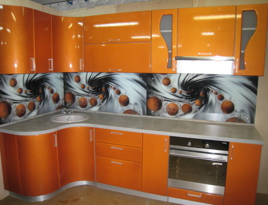 Advantages of Using Glass Wall Panels in the Kitchens   Ideas for ...