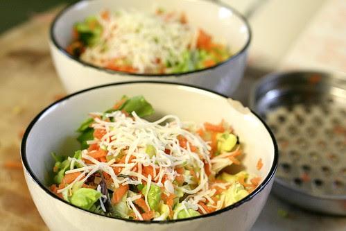 Baby Bibb Salad