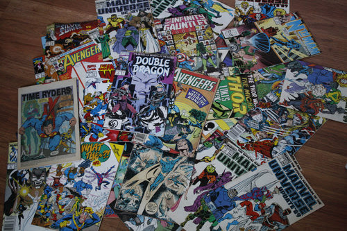Comic Books: Como funciona o Mercado
