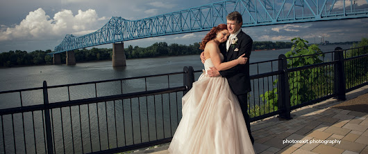 ashley + john, a real kentucky wedding | evansville wedding planner