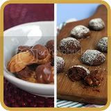 Chocolate-Hazelnut Cookies | Chocolate-Pecan Butter Balls