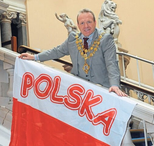 Hereford twinned with Polish City Jaworzno