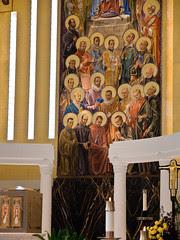 Sunday Mass at Madonna della Strada