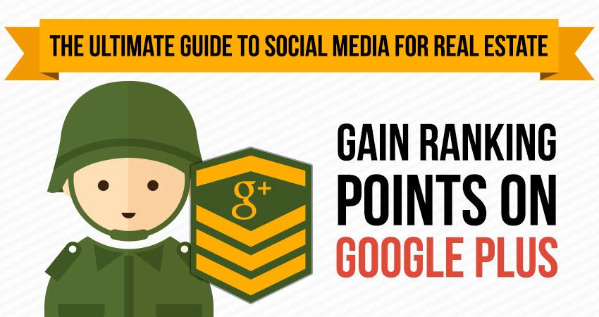 Gain Ranking Points on Google Plus