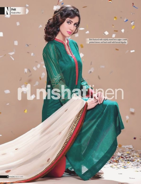 Nishat-Linen-Eid-Dress-Collection-2013-Pret-Ready-to-Wear -Lawn-Ruffle-Chiffon-for-Girls-Womens-26