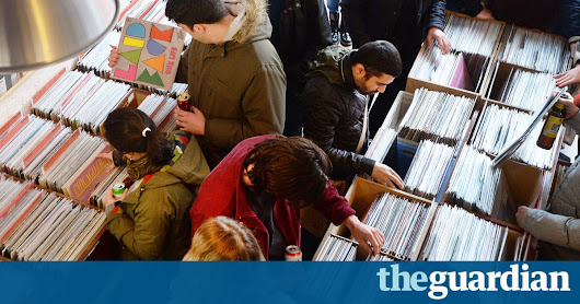 Record sales: vinyl hits 25-year high | Music | The Guardian