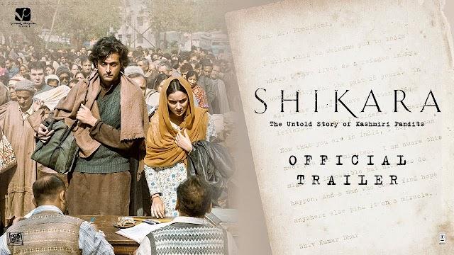 Shikara Full Movie Download in HD for Free