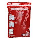 PUMA Men's 3-Pack Boxer Brief, Black, Medium