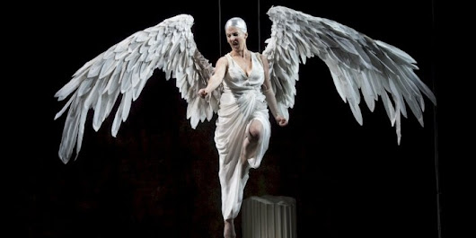 Theatre review: Angels in America Part Two: Perestroika is an exhilarating experience - Vancouver Presents