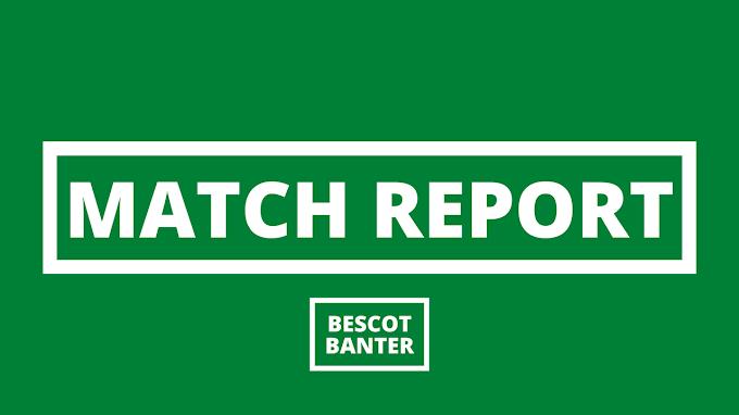 Match Report: Walsall 1 Bradford City 2