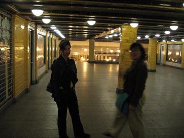 Thea and Carolyn