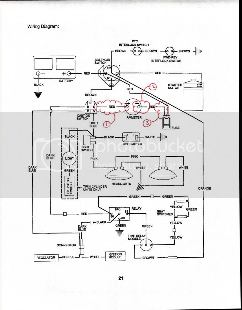 Farmall 450 Wiring Diagram