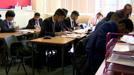 Reconsider grammar plan, heads urge May - BBC News