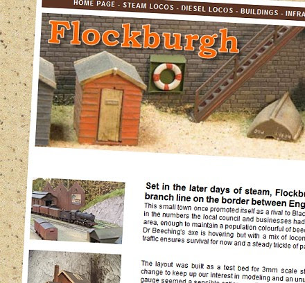 Flockburgh Website