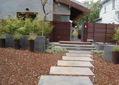 Midcentury Modern Home & Yard Designs